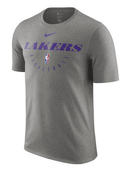 Men's Los Angeles Lakers Practice Essential T Shirt by Nike