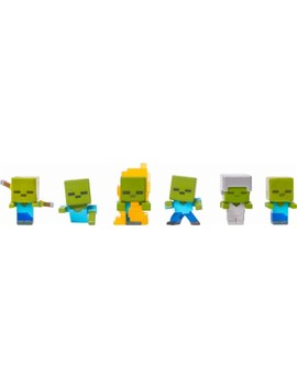 Minecraft Mini Figure Mob Pack   Styles May Vary by Mattel