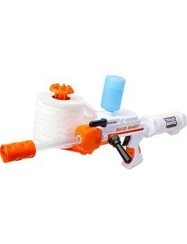 Toilet Paper Blasters Skid Shot   White/Orange/Black by Jakks Pacific