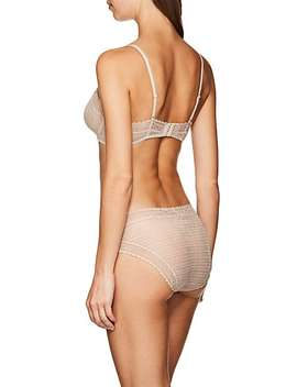 Stripes Miss Lace Underwire Bra by Eres
