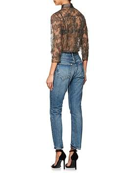 Dolce Vita Floral Lace Bodysuit by Eres