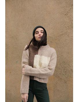 Kordal Josef Sweater   Wheat by Garmentory