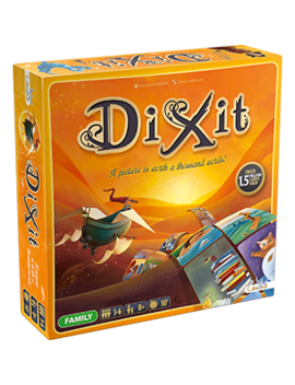 Dixit Family Strategy Game by Libellud