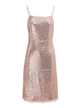 Sequin Slip Dress by Jason Wu Grey