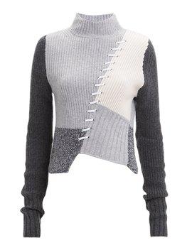 Kelly Laced Sweater by Zoe Jordan