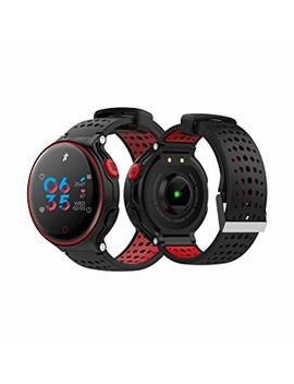Mijiaowatch X2 Plus Smart Watches, Sports Watch Fitness Tracker, Heart Rate Monitor, Pedometer Sleep Tracker With Blood Pressure Remote Camera Stopwatches For Sports Kids by Mijiaowatch