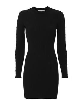 Staple Sleeve Knit Mini Dress by Jonathan Simkhai