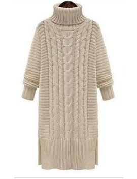 Knitted Dress Cable Knit Dress Handknit Dress Chunky Knit Dress Cable Knit Sweater Dress Knit Dresses For Women Handmade Sweaters Maxi Dress by Etsy