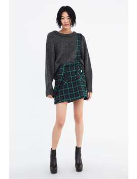 Tweed Overall Skirt  View All Skirts Woman by Zara
