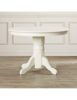 Loon Peak Parkerton Pedestal Dining Table & Reviews by Loon Peak