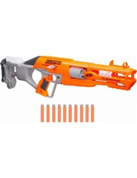 Accu Strike Elite Alpha Hawk Blaster   Orange And Grey by Hasbro