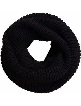Neosan Womens Thick Ribbed Knit Winter Infinity Circle Loop Scarf by Neosan