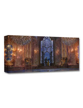 ''castle Ballroom Interior'' Limited Edition Giclée   Beauty And The Beast   Live Action Film by Disney