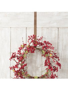"""The Holiday Aisle Wreath Hanger 1"""" Metal Wreath & Reviews by The Holiday Aisle"""