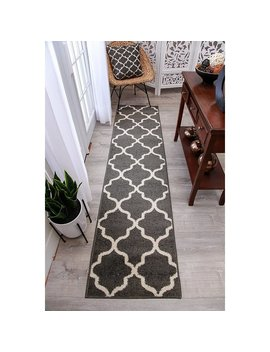 Charlton Home Cutler Power Loom Wool Gray Indoor/Outdoor Area Rug & Reviews by Charlton Home