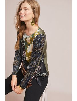 Patchwork Blooms Blouse by Tiny