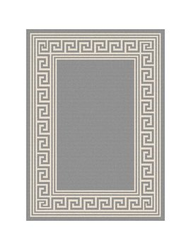 Breakwater Bay Martinique Gray Area Rug & Reviews by Breakwater Bay