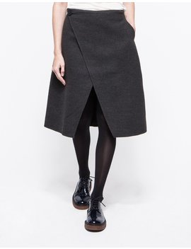 "Origami Skirt by ""Need Supply Co."""