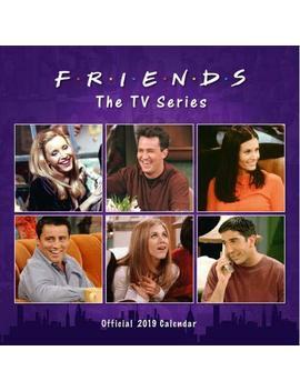 Friends Calendar 2019 Official Merchandise by Friends
