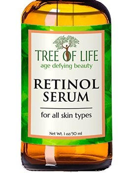 To Lb Retinol Serum   72 Percents Organic   Clinical Strength Retinol Serum Face Moisturizer Cream For Anti Aging, Anti Wrinkle   Organic And Natural... by Flawless. Younger. Perfect.