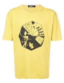 Stars Shine Print T Shirt by Enfants Riches Déprimés