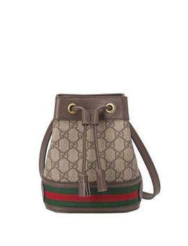 Ophida Mini Bucket Bag by Gucci