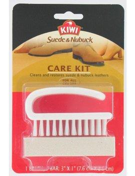Kiwi 209 000 Suede And Nubuck Care Kit by Kiwi