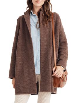 Chilton Sweater Coat by Madewell