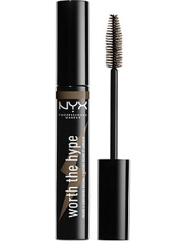 Worth The Hype Colored Mascara by Nyx Professional Makeup