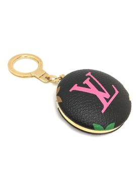 Authentic Louis Vuitton Monogram Multicolor Astro Pill Key Ring Charm /Dd790 by Ebay Seller