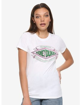 Harry Potter Honeydukes Logo Girls T Shirt by Hot Topic