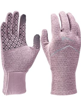 Nike Women's Heatherized Sphere Running Gloves by Nike