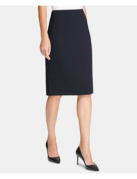 Long Pencil Skirt, Created For Macy's by Dkny