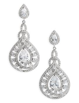 Glamorous Drop Earrings by Nina