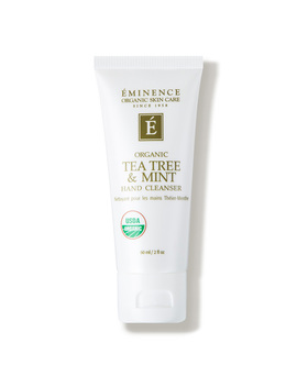 Tea Tree And Mint Hand Cleanser (2 Fl Oz.) by Eminence Organic Skin Care