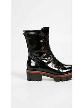 Combat Lug Sole Boots by Jeffrey Campbell