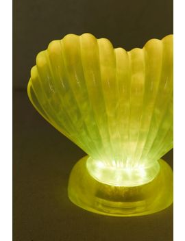 Heart Shell Table Lamp by Urban Outfitters