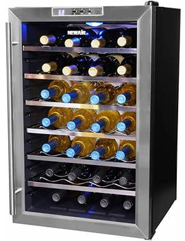 New Air Aw 281 E 28 Bottle Thermoelectric Wine Cooler by New Air