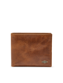 Ryan Rfid Passcase by Fossil