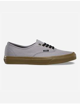 Vans Authentic Alloy & Gum Shoes by Vans
