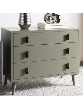 Wrought Studio Embrey 3 Drawer Chest by Wrought Studio