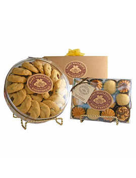 Mary Macleod's Shortbread   Shortbread Cookies Harvest Gift Box by Costco