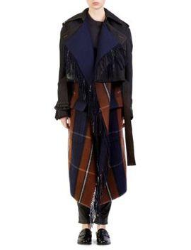 Blanket Trench Coat by Loewe