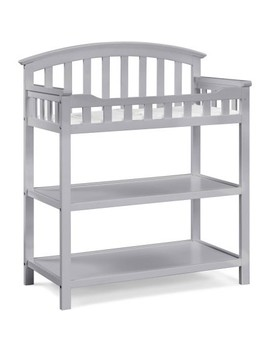 Graco Changing Table Pebble Gray by Graco