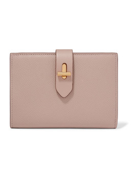 Textured Leather Wallet by Tom Ford