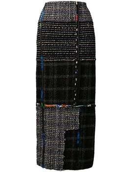 Long Tweed Skirt by 3.1 Phillip Lim