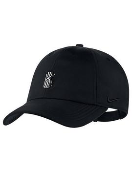 Nike Kyrie Irving H86 Aerobill Adjustable Hat Aa3926 010 Black by Nike