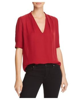 Ance Silk Top by Bloomingdales