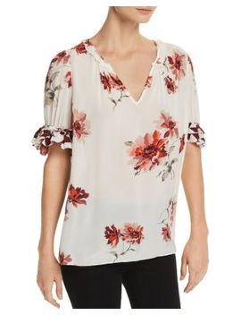 Arlinda Floral Top by Bloomingdales