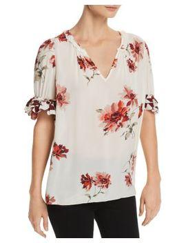 Arlinda Floral Top by Bloomingdales